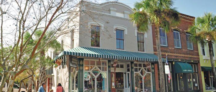 Downtown Fernandina Beach, FL