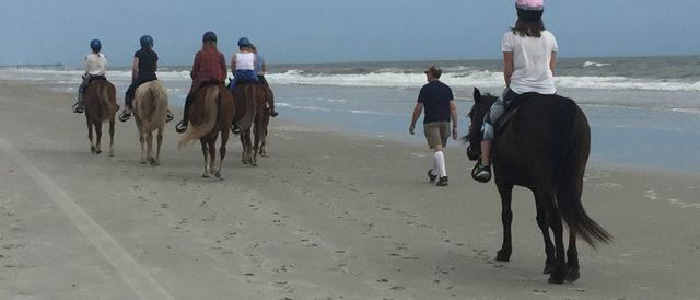 Horseback Riding in Fernandina Beach, FL