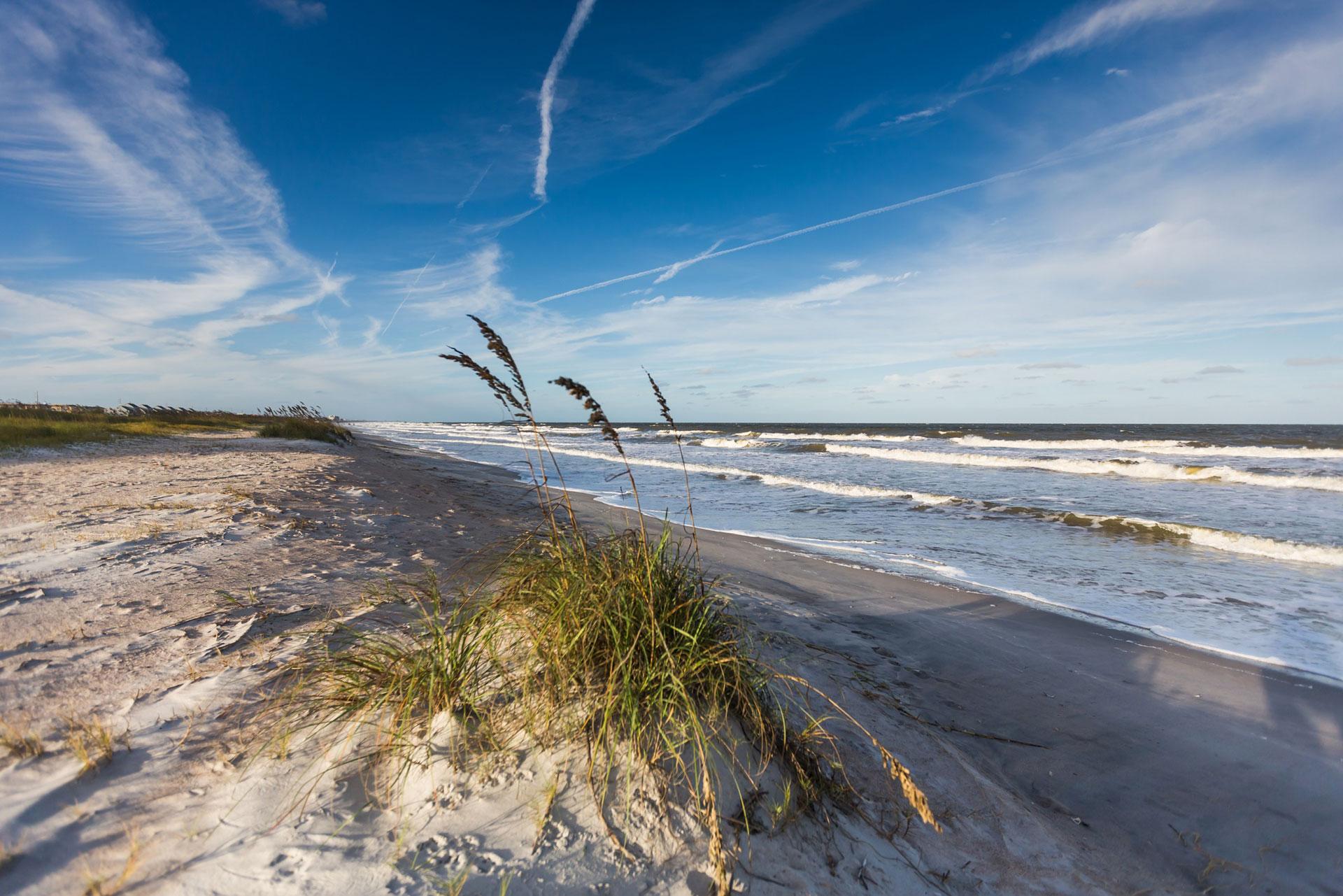 Beach in Fernandina Beach, FL